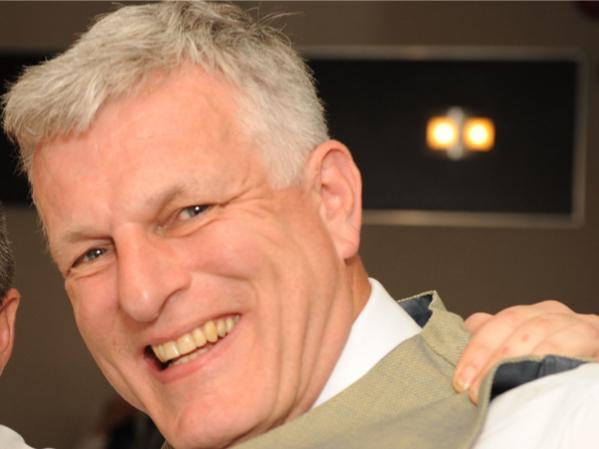 Mark Irvine