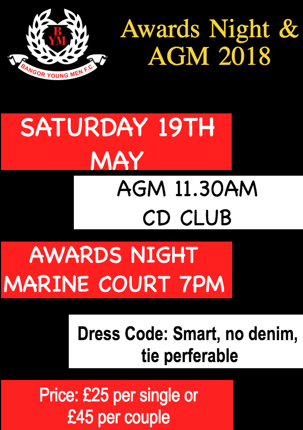 Awards night 2018