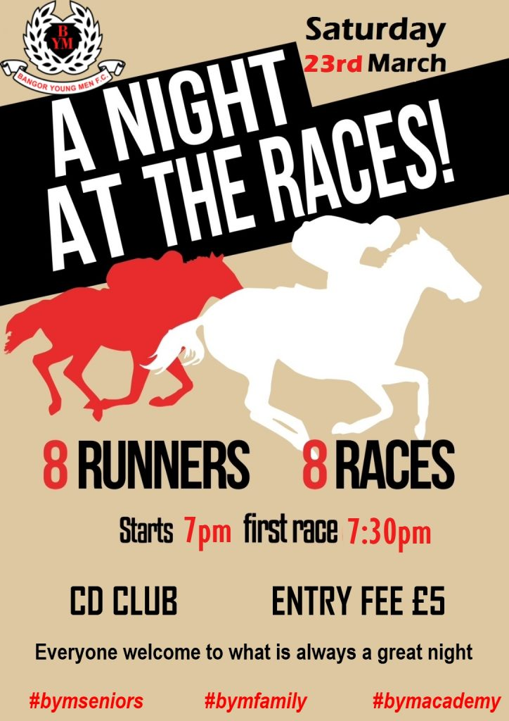 Night at the races 2019